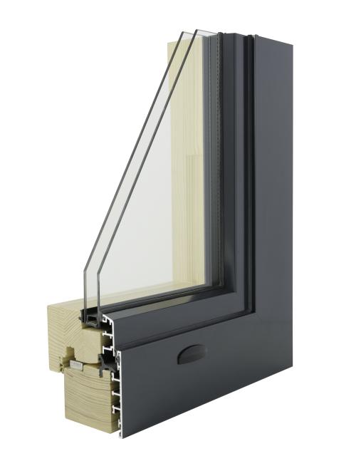 Holz alu fenster vorteile  Holz-Aluminium-Fenster